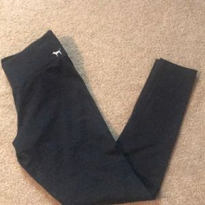 Women's PINK Cotton Leggings Size Medium